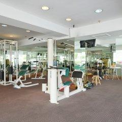 Отель Windsor Suites And Convention Бангкок фитнесс-зал фото 3