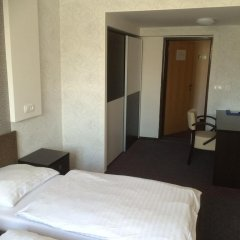 Отель Promohotel Slavie Чехия, Хеб - отзывы, цены и фото номеров - забронировать отель Promohotel Slavie онлайн комната для гостей фото 3