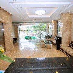Отель Euro Star Hotel Вьетнам, Нячанг - отзывы, цены и фото номеров - забронировать отель Euro Star Hotel онлайн интерьер отеля фото 2