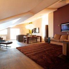 Отель My Home in Vienna- Smart Apartments - Leopoldstadt Австрия, Вена - отзывы, цены и фото номеров - забронировать отель My Home in Vienna- Smart Apartments - Leopoldstadt онлайн комната для гостей фото 5