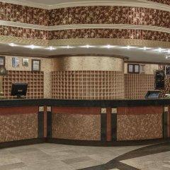 Botanik Hotel & Resort интерьер отеля