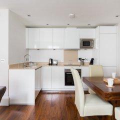 Апартаменты Tavistock Place Apartments Лондон в номере фото 2