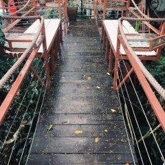 Отель Dao Anh Khanh Treehouse Ханой приотельная территория фото 2