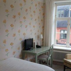 Отель Lilla Hotellet Швеция, Лунд - отзывы, цены и фото номеров - забронировать отель Lilla Hotellet онлайн комната для гостей фото 4