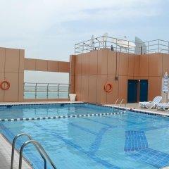 Sheraton Khalidiya Hotel бассейн фото 3