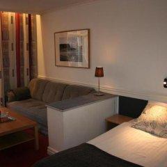 Отель Poseidon Швеция, Гётеборг - отзывы, цены и фото номеров - забронировать отель Poseidon онлайн комната для гостей фото 2