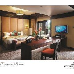 Отель Shangri-La's Rasa Sayang Resort and Spa, Penang Малайзия, Пенанг - отзывы, цены и фото номеров - забронировать отель Shangri-La's Rasa Sayang Resort and Spa, Penang онлайн интерьер отеля