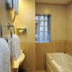 Residence Baron Hotel ванная