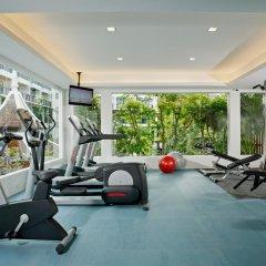 Отель Centara Anda Dhevi Resort and Spa фитнесс-зал