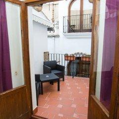Отель Pension Oliva Испания, Олива - отзывы, цены и фото номеров - забронировать отель Pension Oliva онлайн балкон