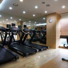Отель Koreana Hotel Южная Корея, Сеул - 2 отзыва об отеле, цены и фото номеров - забронировать отель Koreana Hotel онлайн фитнесс-зал