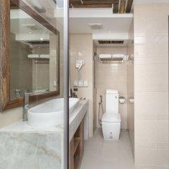 Отель Samann Grand Мальдивы, Мале - отзывы, цены и фото номеров - забронировать отель Samann Grand онлайн ванная