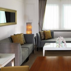 Отель The Westin Grand, Berlin комната для гостей фото 12