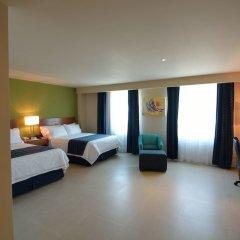 Отель Holiday Inn Express Cabo San Lucas Кабо-Сан-Лукас комната для гостей фото 5