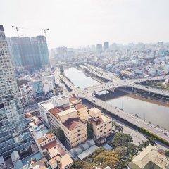 Отель Steve's APT at ICON56 Вьетнам, Хошимин - отзывы, цены и фото номеров - забронировать отель Steve's APT at ICON56 онлайн фото 6