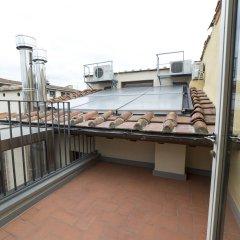 Отель Gold Ognissanti Suite Италия, Флоренция - отзывы, цены и фото номеров - забронировать отель Gold Ognissanti Suite онлайн балкон