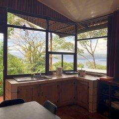 Отель Arenal Garden Lodge Коста-Рика, Эль-Кастильо - отзывы, цены и фото номеров - забронировать отель Arenal Garden Lodge онлайн ванная