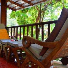 Отель Sayang Beach Resort балкон