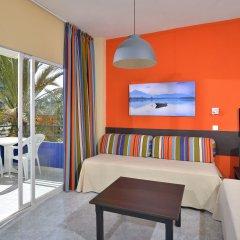 Отель Sol Lunamar Apartamentos - Adults Only комната для гостей фото 2