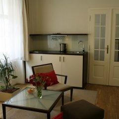 Отель Domus Balthasar Design Прага в номере
