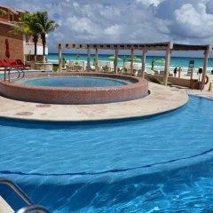 Отель Sunset Fishermen Beach Resort Плая-дель-Кармен детские мероприятия фото 2