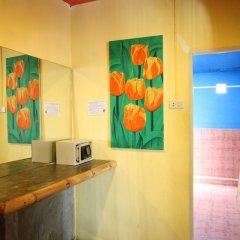 Отель Cha-Ba Bungalow & Art Gallery Таиланд, Ланта - отзывы, цены и фото номеров - забронировать отель Cha-Ba Bungalow & Art Gallery онлайн сейф в номере