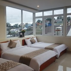 Отель Nam Xuan Далат комната для гостей фото 3