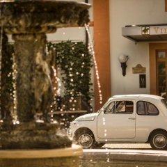 Отель Villa Olmi Firenze городской автобус