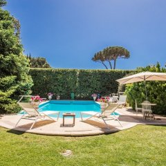 Отель La Gaura Guest House Италия, Казаль Палоччо - отзывы, цены и фото номеров - забронировать отель La Gaura Guest House онлайн бассейн фото 3