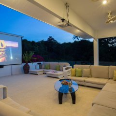 Отель Luxury Villa Pina Colada гостиничный бар