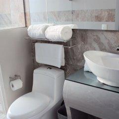Отель Vista Hermosa Мексика, Гвадалахара - отзывы, цены и фото номеров - забронировать отель Vista Hermosa онлайн ванная