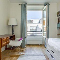Отель Between the Beams Париж комната для гостей фото 3