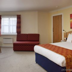 Отель Holiday Inn Express London Hammersmith комната для гостей