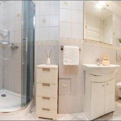 Апартаменты P&O Apartments Marszalkowska ванная
