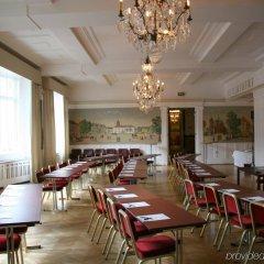 Отель Elite Savoy Мальме питание
