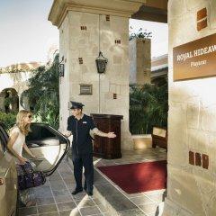 Отель Royal Hideaway Playacar All Inclusive - Adults only интерьер отеля фото 3