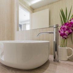 Отель Villa Cavalletti Camere Италия, Гроттаферрата - отзывы, цены и фото номеров - забронировать отель Villa Cavalletti Camere онлайн ванная фото 2
