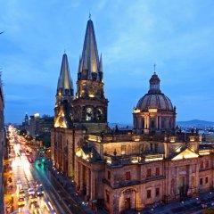 Отель One Guadalajara Centro Historico Мексика, Гвадалахара - отзывы, цены и фото номеров - забронировать отель One Guadalajara Centro Historico онлайн фото 4
