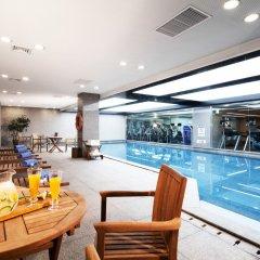 Отель Fraser Place Central Seoul Южная Корея, Сеул - отзывы, цены и фото номеров - забронировать отель Fraser Place Central Seoul онлайн бассейн фото 2