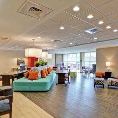 Отель Home2 Suites by Hilton Meridian интерьер отеля