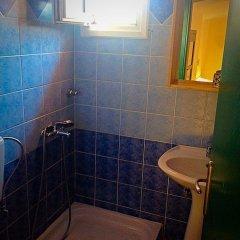 Отель Frontbeach Maisonette Ситония ванная