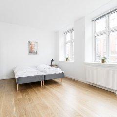 Апартаменты 3-bedroom Apartment in Copenhagen Копенгаген комната для гостей фото 3