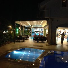 Ceren Family Suit Hotel Сиде бассейн