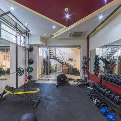 Отель Nuru Ziya Suites Стамбул фитнесс-зал фото 2
