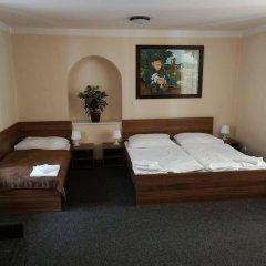 Отель U Svejku Чехия, Прага - отзывы, цены и фото номеров - забронировать отель U Svejku онлайн комната для гостей фото 2
