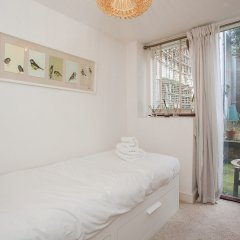 Отель Modern 2 Bed Garden Flat, St Johns Wood комната для гостей фото 2