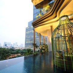 Отель PARKROYAL on Pickering Сингапур, Сингапур - 3 отзыва об отеле, цены и фото номеров - забронировать отель PARKROYAL on Pickering онлайн бассейн фото 3