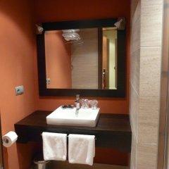 Hotel Tío Manolo de Noia ванная