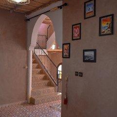 Отель Dar Nadia Bendriss Марокко, Уарзазат - отзывы, цены и фото номеров - забронировать отель Dar Nadia Bendriss онлайн интерьер отеля
