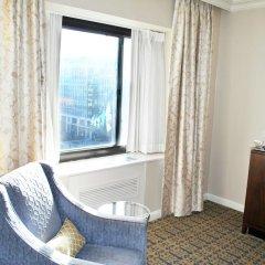 Отель The Capital Hilton США, Вашингтон - отзывы, цены и фото номеров - забронировать отель The Capital Hilton онлайн удобства в номере